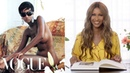 Iman Breaks Down 17 Looks From 1975 to Now Life in Looks Vogue