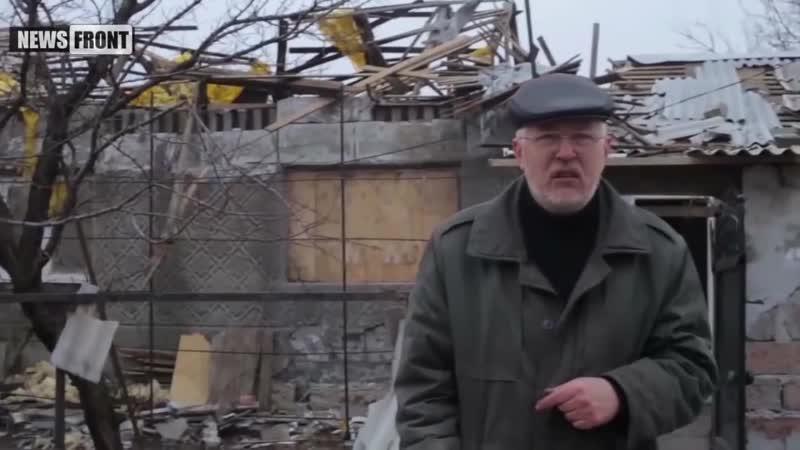 Привет из Горловки Документальный проект News Front Донбасс На линии огня 18
