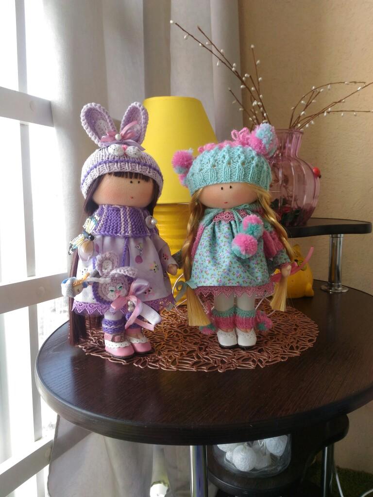 Ирина Куратова, куклы ручной работы