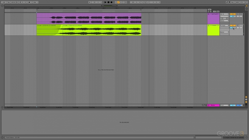 Groove3 Producing Electronic Music with Superior Drummer 3
