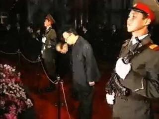 North Korea's Kim Il-Sung Dies [1994]