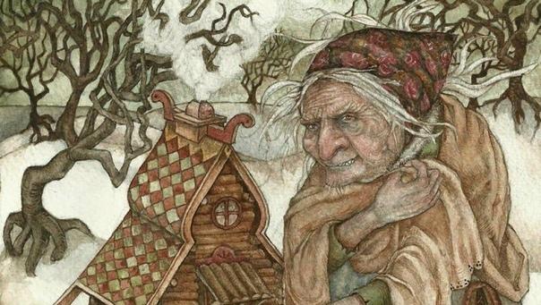 Тайна Бабы Яги Все мы с детства знаем о персонаже из русских сказок - бабе-яге. Написано много книг и снято несколько фильмов на основе сказок, в которых фигурирует бабка-ёжка. Но так ли много