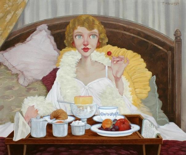 данный картинки старинные доброе утро завтрак создаются шедевры