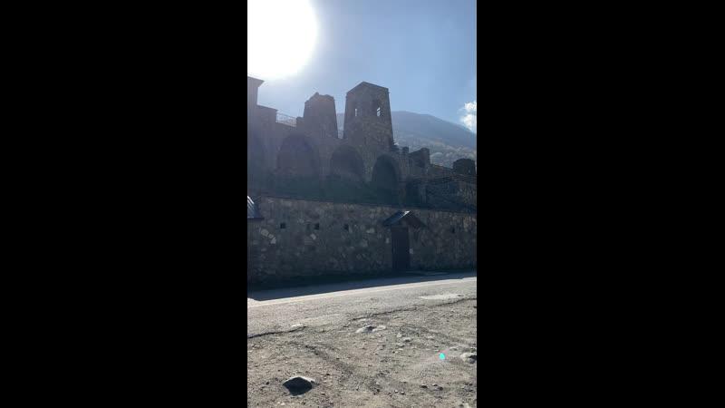 Свято Успенский Аланский мужской монастырь