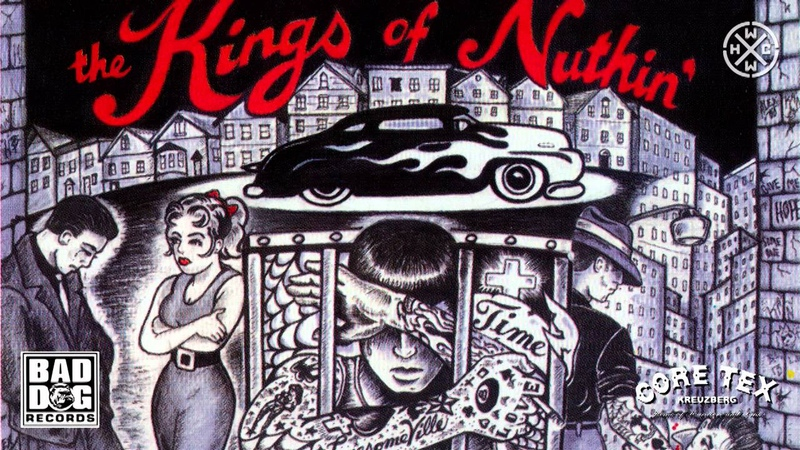 THE KINGS OF NUTHIN' KING OF NUTHIN' ALBUM GET BUSY LIVIN' OR GET BUSY DYIN' TRACK 07