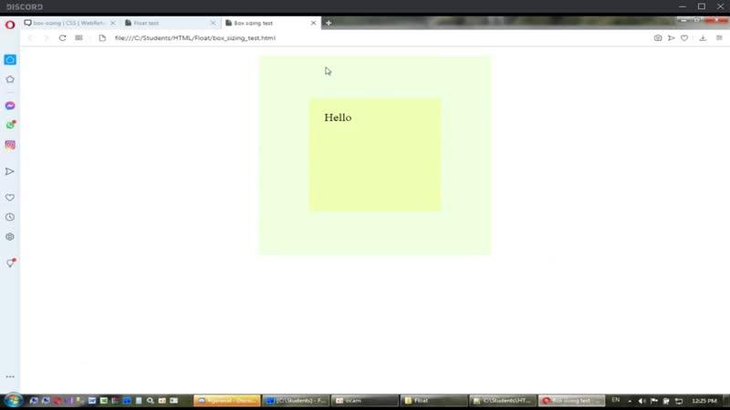 HTML Attribute Tags