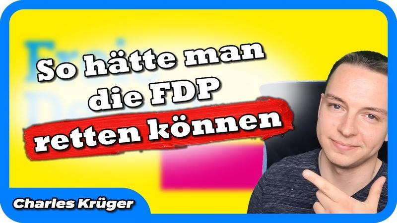 Das Scheitern von Christian Lindner So hätte man die FDP retten können