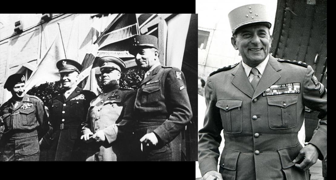 Французский генерал