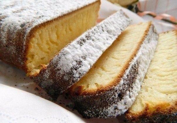 Нереально вкусный кекс на сгущённом молоке Ингредиенты:-120 гр. муки-4 яйца-380 гр. сгущенки (банка)-50 гр. сливочного масла-1 ч.л разрыхлителя-1 пакетик ванильного сахара (по желанию, я