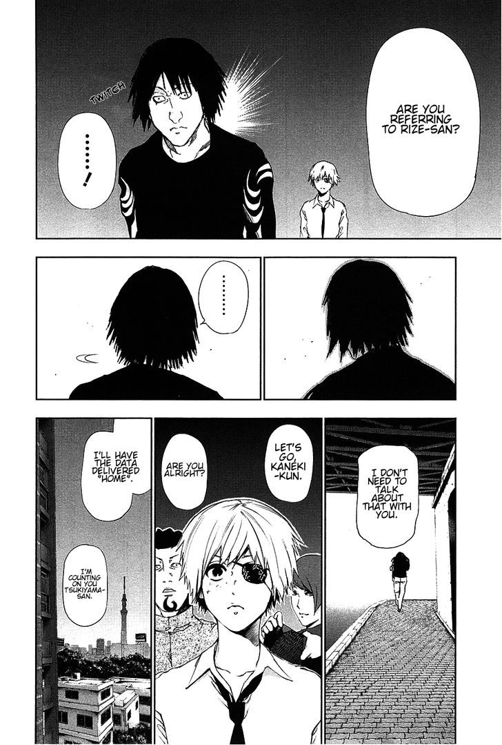 Tokyo Ghoul, Vol.9 Chapter 86 Visitor, image #9
