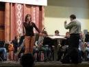 Xenia Olshanskaya and Big Band - All Of Me