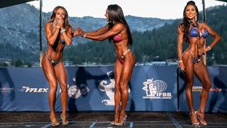 Casey Samsel IFBB Pro Bikini Tahoe Show