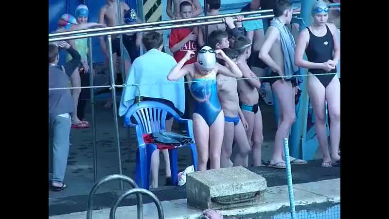 Плавание.Вольный стиль.07.05.2010г