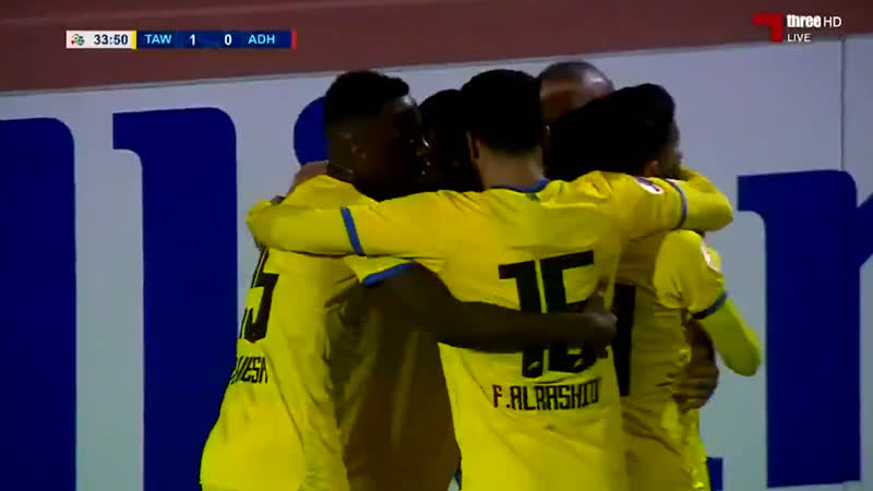 أهداف مباراة التعاون السعودي 2 × 0 الدحيل القطري دوري أبطال آسيا