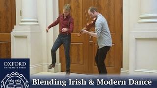 Blending Traditional Irish Dance with Modern Dance