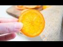 Карамелизированный апельсин