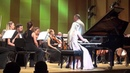 15.09.18 S. Menshikova in Queen music invites ... cycle at Pavel Slobodkin Concert Hall (Fragment)