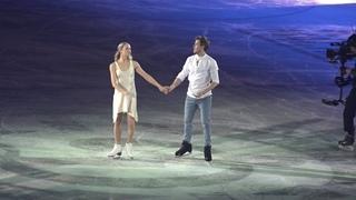 Юбилей Алексея Мишина. Никита Кацалапов и Виктория Синицына