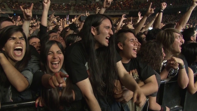 Kreator Live in Chile Live At Movistar Arena Official Show Complete