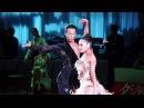 7 пар танцуют одинаковые связки и все совершенно по разному 2013 International CHACHACHA