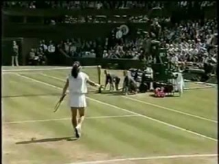 Wimbledon Final 1996. Steffi Graf - Arantxa Sanchez Vicario