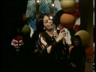 Frida Boccara — Cent Mille Chansons (Michel Magne — Eddy Marnay)