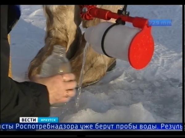 132 купели оборудуют в Иркутской области для праздника Крещения