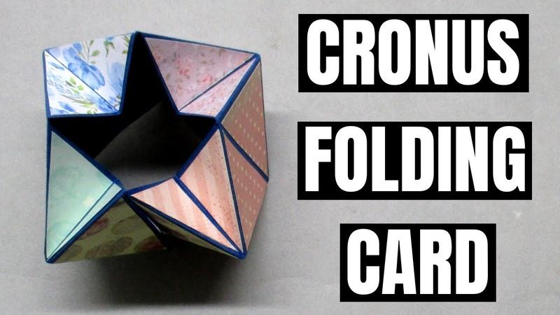 Cronus Folding Card Sugi Majhi