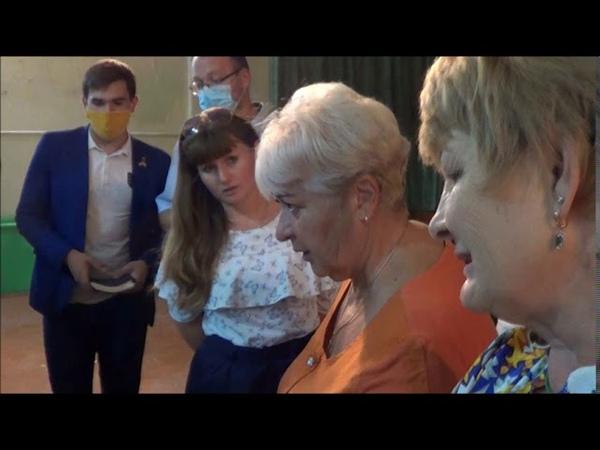 ОБСУЖДЕНИЕ перспектив развития пляжной зоны Любимовки