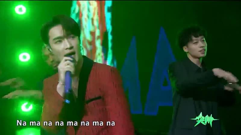 Zhang Yixing (张艺兴/Lay) – NAMANANA [iQIYI All-Star Carnival 2020] 06.12.2019
