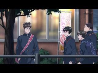 Keppeki Danshi! Aoyama-kun / Чистюля Аояма - 3 серия Озвучка: Berial & Oni (AniDub)