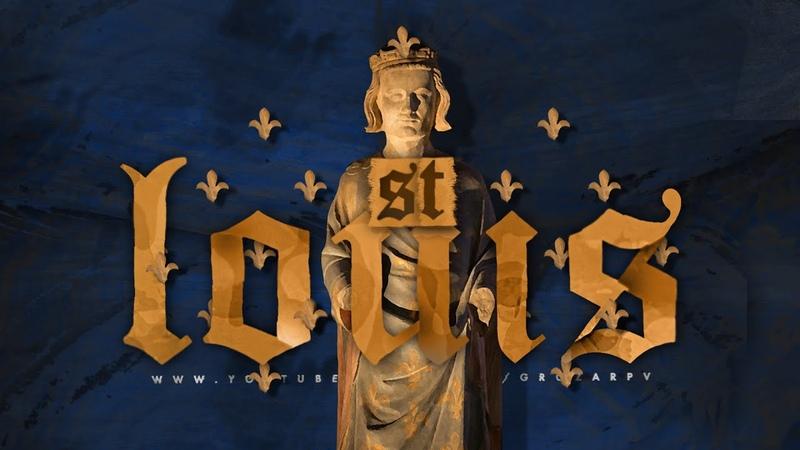 Стрим с Бояршиновым Людовик Святой последний король крестоносец