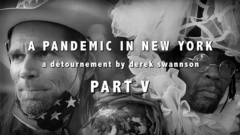 A PANDEMIC IN NEW YORK | Part V — Fall, 2020