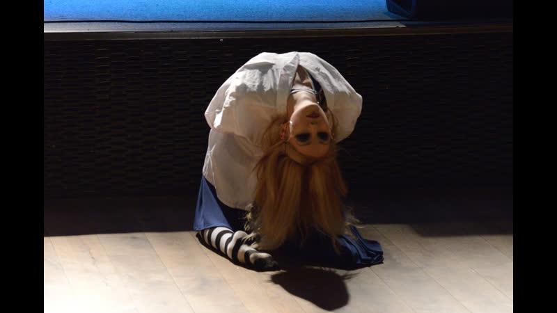 Алиса в стране чудес   Nefru Merit @ трайбл КИНО party