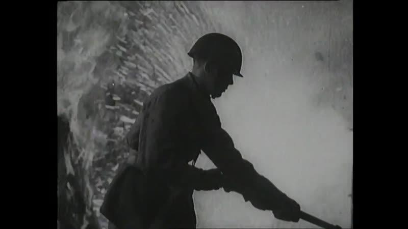 Боевой киносборник 5 Фильм 1941 года Советский военный фильм смотреть отечественная война СССР