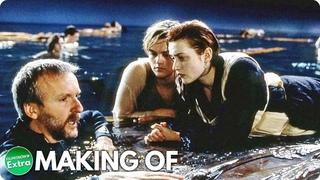 TITANIC (1997)   Behind the Scenes of Leonardo DiCaprio Cult Movie