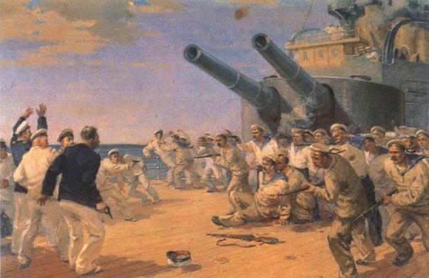 Народный бунт на картинах русских художников
