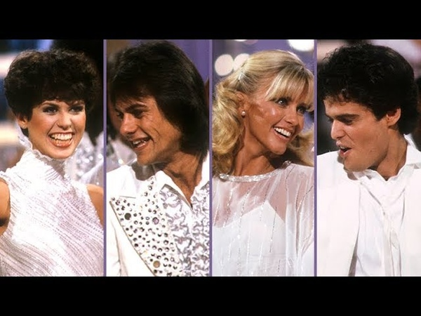 Donny Marie Osmond Concert Spot W/ Olivia Newton-John KC And The Sunshine Band