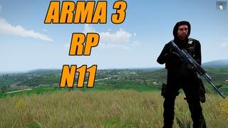 Arma 3 RP №11: Лидер Фениксов, Пираты и уран, Детка Соска, Взрывы и остальное (Rimas RP)