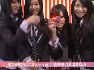 SCANDAL - Temptation Box DVD - 2. Scandal Summit Vol. 1-2 Highlights