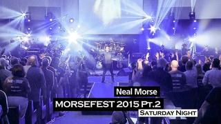 NEAL MORSE Morsefest! 2015 -? And Sola Scriptura Live Pt.2  1080p 