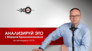 Анализируй Это с Фёдором Крашенинниковым //