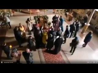 Одесса: в храме Рождества Христова произошла массовая драка с участием священников и прихожан.