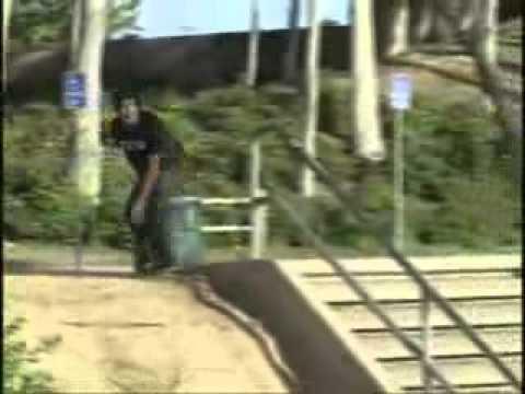 Скейт - рэперы против панков.flv