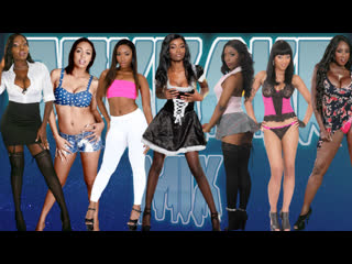 BUKKAKE MIX BLACK GIRLS CUM BANG-Sarah Banks,Diamond Jackson,Osa Lovely,Chanell Heart,Kandie Monaee,Cherry hilson,Evanni Solei