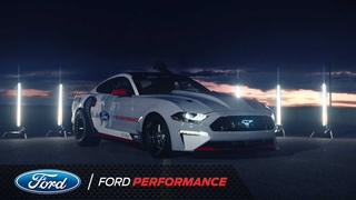 All-Electric Action Hero | Mustang Cobra Jet 1400 | Ford Performance