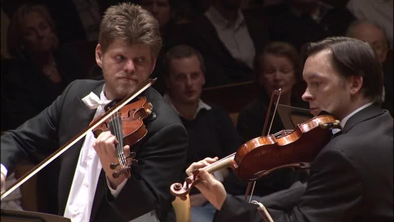 Брамс Й Венгерские танцы №№11 15 Иван Фишер Берлинский филармонический оркестр 2009 г
