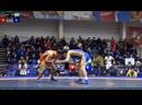 ЧР - 2020. До 57 кг. 1/8 финала: Ахмед Идрисов (Дагестан) - Хуреш-Оол Дондук-Оол (Тыва)