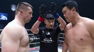Mirko CRO COP Filipovic (Croatia) vs Hyun Man Myung (South Korea) | MMA Fight HD