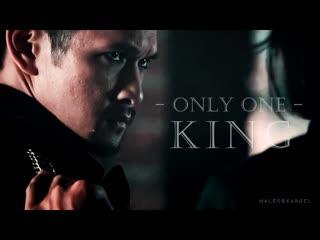 Magnus bane ○ only one king ○ malecsxangel